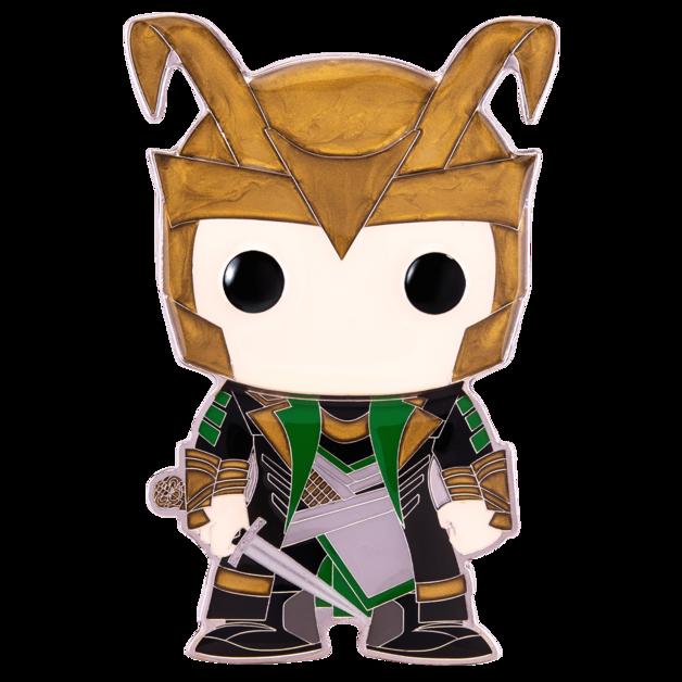 "Marvel: Loki - 4"" Pop! Pin"