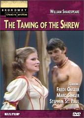 Taming Of The Shrew, The (Broadway Theatre Archive) on DVD