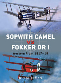 Sopwith Camel vs Fokker Dr I by Jon Guttman image
