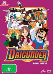 Daigunder - Vol. 2 on DVD