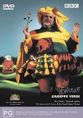 Falstaff on DVD