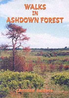 Walks in Ashdown Forest by Christine Baldwin