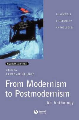 From Modernism to Postmodernism image