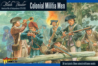 American War of Independence Colonial Militia
