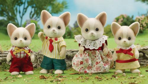 Sylvanian Families: Chihuahua Family