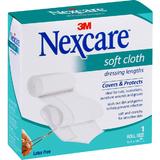 Nexcare Soft Cloth Dressing Lengths (4cmX1m)