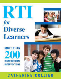 RTI for Diverse Learners by Catherine C. Collier image