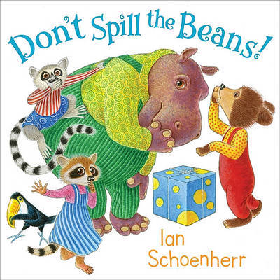 Don't Spill the Beans! by Ian Schoenherr image