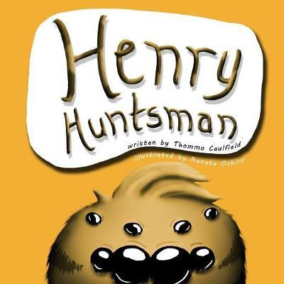 Henry Huntsman by Thommo Caulfield
