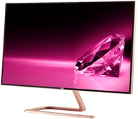 "27"" AOC QHD Limited Edition Swarovski Luxury Monitor"