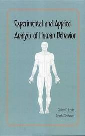 Experimental and Applied Analysis of Human Behavior by Julian C. Leslie image