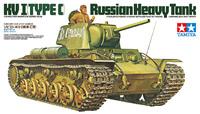 Tamiya 1/35 Russian KV-I Kit