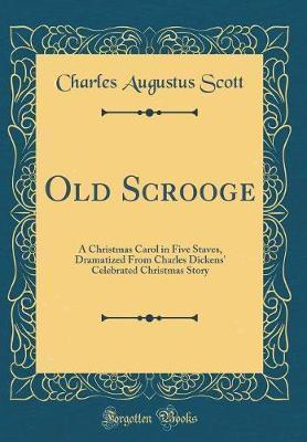 Old Scrooge by Charles Augustus Scott