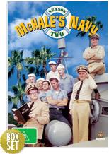 McHale's Navy - Season 2 (5 Disc Box Set) on DVD