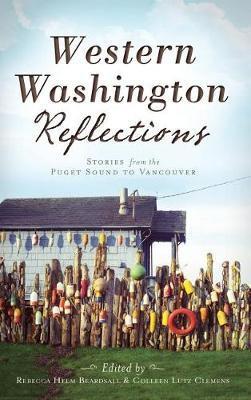 Western Washington Reflections by Rebecca Helm Beardsall image