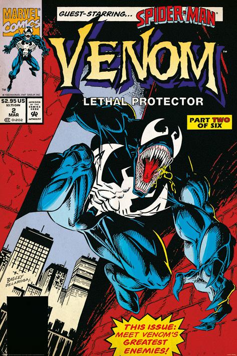 Venom Maxi Poster - Lethal Protector Part 2 (873)