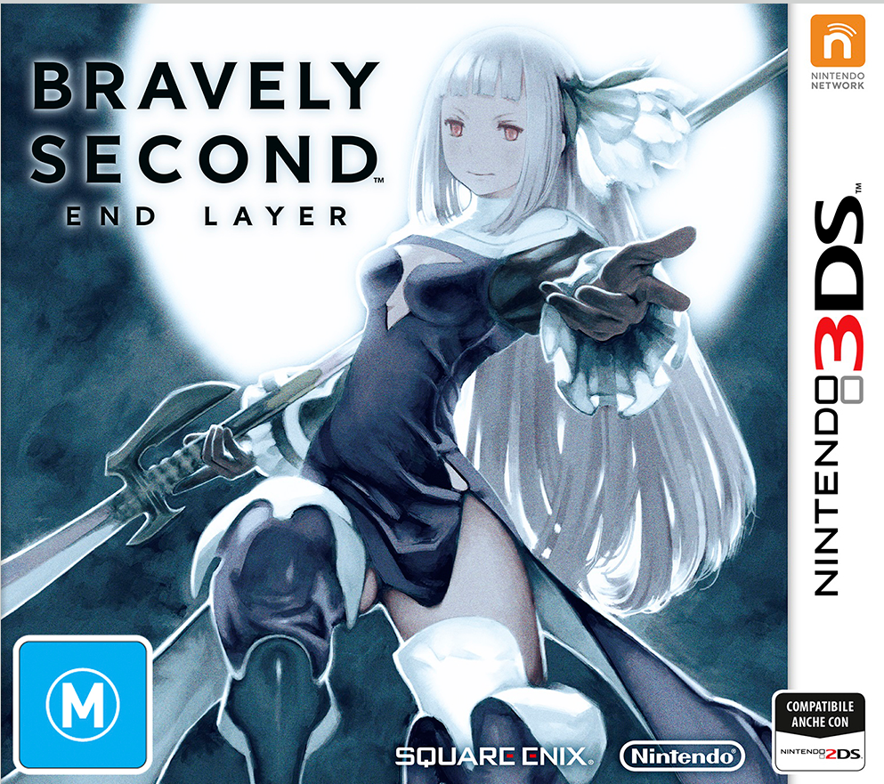 Bravely Second End Layer for 3DS image
