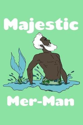 Majestic Mer Man by Green Cow Land