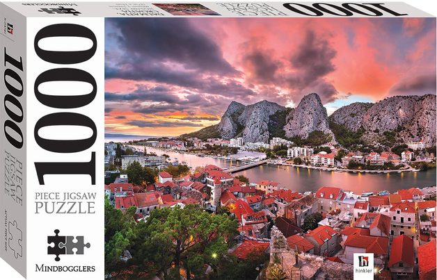 Mindbogglers: 1000-Piece Puzzle - Dalmatia, Croatia