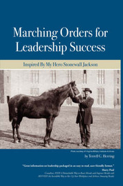 Marching Orders For Leadership Success by Terrell G. Herring image