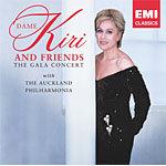 Dame Kiri and Friends -- The Gala Concert by Kiri Te Kanawa