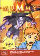 Mummy, The - Vol 2. Against The Elements on DVD