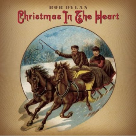 Christmas in the Heart by Bob Dylan image