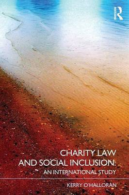 Charity Law and Social Inclusion by Kerry O'Halloran