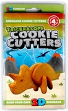 Suck UK 3D Dinosaur Cookie Cutters - Triceratops