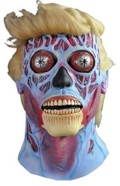 They Live Alien Mask - Limited Edition Donald Trump