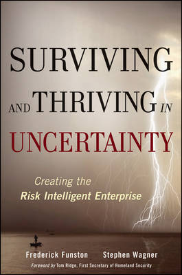 Surviving and Thriving in Uncertainty by Frederick D. Funston image