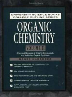 Organic Chemistry Volume 2 by Roger S Macomber image