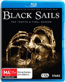 Black Sails - The Fourth & Final Season on Blu-ray