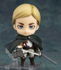 Attack on Titan: Nendoroid Erwin Smith - Articulated Figure
