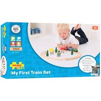 Bigjigs My First Train Set