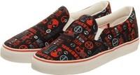 Marvel Deadpool Unisex Deck Shoes (Size 10)
