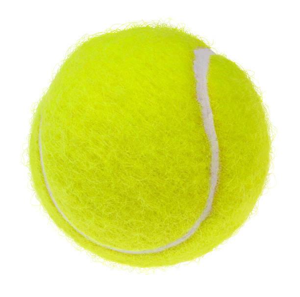 Yellow Tennis Ball image