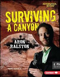 Surviving a Canyon by Katie Marsico image