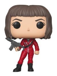 Money Heist - Tokio Pop! Vinyl Figure (with a chance for a Chase version!)