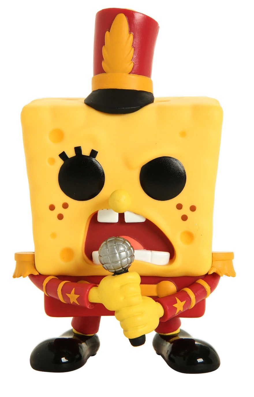 Spongebob Squarepants (Band Outfit) - Pop! Vinyl Figure image