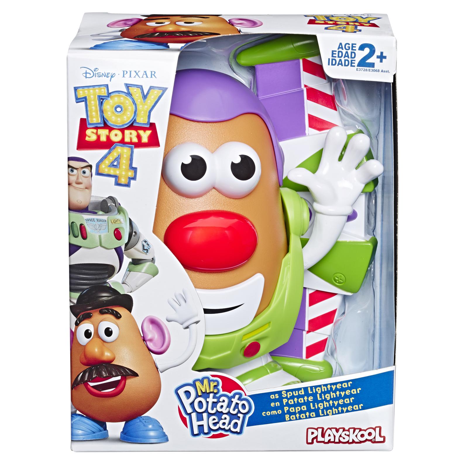 Toy Story 4: Mr Potato Head - Classic Buzz Lightyear image