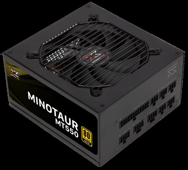 550W Xigmatek Minotaur 80PLUS Gold Modular PSU
