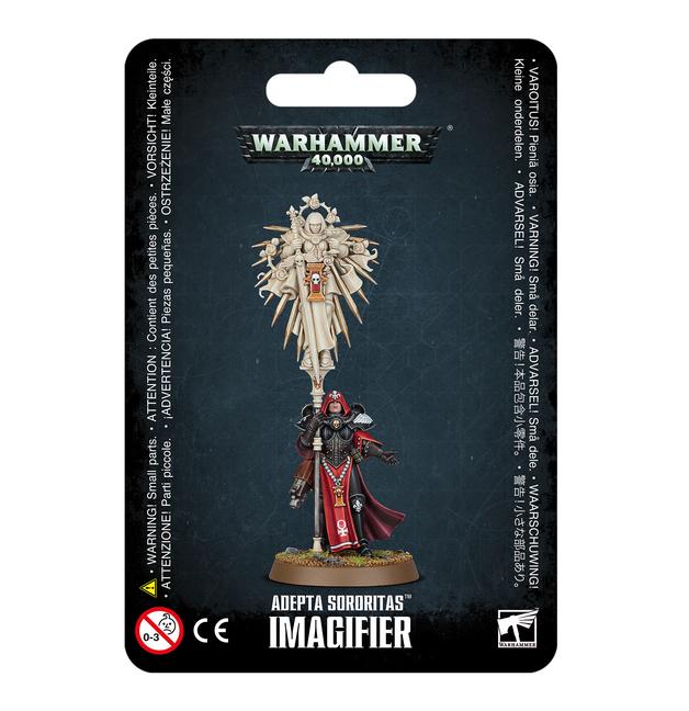 Warhammer 40,000: Adepta Sororitas Imagifier