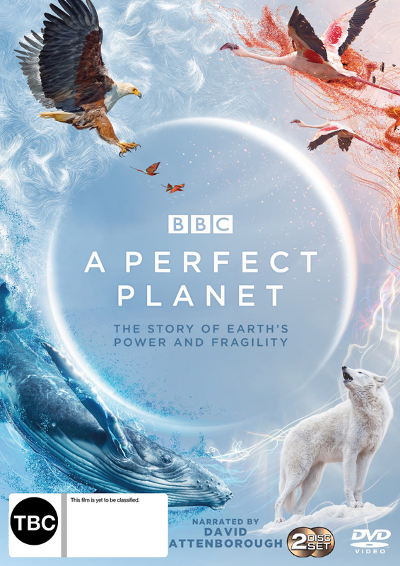A Perfect Planet on DVD