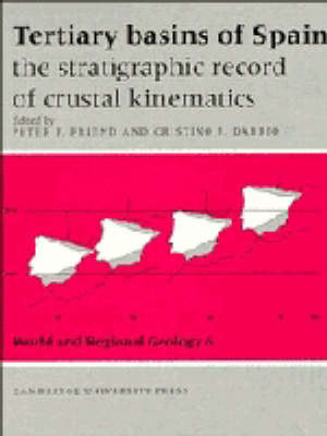 Tertiary Basins of Spain: The Stratigraphic Record of Crustal Kinematics image