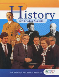History for CCEA GCSE by Jim McBride image