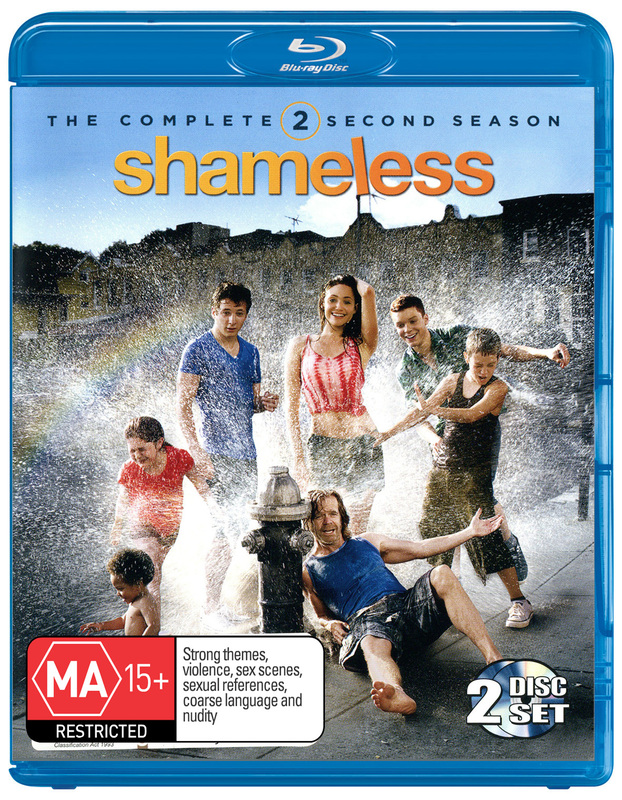 Shameless - The Complete Second Season on Blu-ray