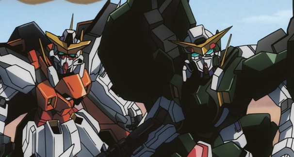 Mobile Suit Gundam 00 Season 1 Collection (6 Disc Set) on DVD image