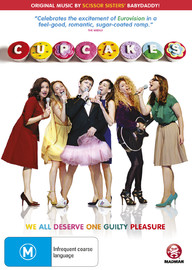 Cupcakes on DVD