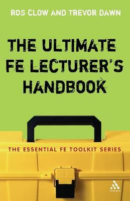 Ultimate FE Lecturer's Handbook by Ros Clow image